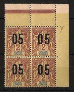 Grande Comore N°Yv. 20A Dans Bloc De 4 - Chiffres Espacés - Neuf Luxe ** - MNH - Postfrisch - Cote 13.5 EUR