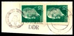 DDR / East-Germany: Stempel '15 Jahre DDR, 1964' / Cancel '15th Anniversary GDR', Cottbus 1 [O-7500 - 03046]