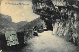 Dauphiné - Le Vercors - Route Des Grands Goulets (Drôme) - Carte Animée - Edition P. Gaude - Francia