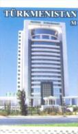 2005. Turkmenistan, Definitive, Architecture, 1v Self-adhesive, Mint/** - Turkménistan