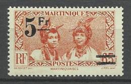 MARTINIQUE  N° 223  NEUF* CHARNIERE  / MH - Martinique (1886-1947)