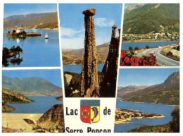 (DEL 715) France - Lac Of Serre Ponçon