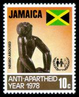 Jamaica, 1978, International Year Against Racial Discrimination, United Nations, MNH, Michel 450 - Jamaica (1962-...)