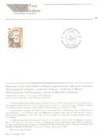 BOLLETTINO FILATELICO MUSEO INTERNAZIONALE IMMAGINE POSTALE - 6. 1946-.. Repubblica