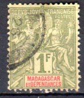 Madagascar  -  Yv. 40   -  Oblitéré