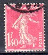 France  -  Yv.  196   Obl.
