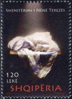 Albania - 2016 - Sanctification Of Mother Teresa - Mint Stamp