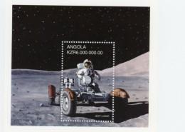 Angola-1999-Astronaute Sur Véhicule Lunaire-YT B67***MNH***MNH