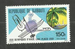 Djibouti POSTE AERIENNE N°134 Neuf** Cote 3.10 Euros