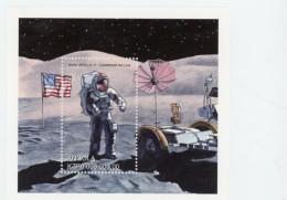 Angola-1999-Mission Apollo 17-YT B69***MNH***MNH