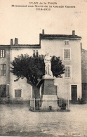 VAR 83 PLAN DE LA TOUR MONUMENT AUX MORTS DE LA GRANDE GUERRE 14/18 - France