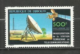 Djibouti POSTE AERIENNE N°143 Neuf** Cote 10 Euros