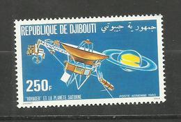 Djibouti POSTE AERIENNE N°146 Neuf** Cote 5.75 Euros
