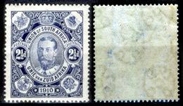 Africa-del-Sud-0022 - 1910 - Yvert & Tellier N. 1 (+) LH - Privo Di Difetti Occulti. - Sud Africa (...-1961)