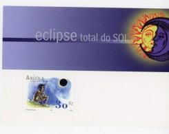 Angola-2001-Eclipse Lunaire-YT B95***MNH***MNH