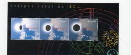 Angola-2002Eclipse Totale Du Soleil-YT B104***MNH***MNH