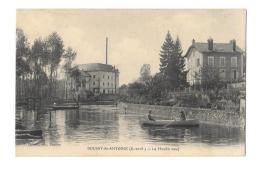 (11204-91) Boussy Saint Antoine - Le Moulin Neuf - France