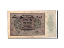Allemagne, 500,000 Mark, 1923, KM:88a, 1923-05-01, TB - 1918-1933: Weimarer Republik