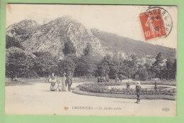 CHERBOURG : Le Jardin Public. 2 Scans. Edition ELD - Cherbourg