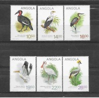Angola 1984 Y&T Nr° 689A/F (**)