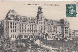 G , Cp , 06 , NICE-CIMIEZ , Riviera-Palace - Hôtel - Nice
