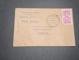 FRANCE / DAHOMEY - Lettre Commerciale De Cotonou Pour Casablanca En 1941 Avec Contrôle Militaire- A Voir - L 4906