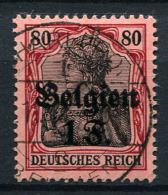 98716) DEUT.BESETZUNG Belgien # 22 Gestempelt Aus 1916, 25.- €