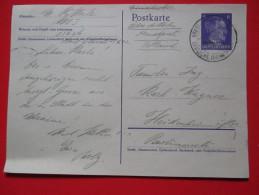 Correspondence Card / Postcard- Ukraine , Brest Litowsk 1942