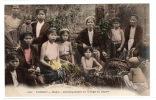 TONKIN - HANOÏ - Décortiqueuses Au Village Du Papier - Carte Colorisée / Colored Card - Ed. Dieulefils, Hanoï - Vietnam