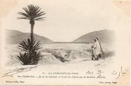 17 - Les évènements Du Figuig Juin 1903 - Extrême Sud - Col De Zénaga - Vielfaure édit. Phot. Leroux Alger