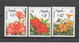 Angola 1990  Y&T Nr° 778/780 (**) - Angola