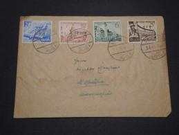 ALLEMAGNE - Oblitération De Altshausen Sur Enveloppe En 1940 , Affranchissement Plaisant  - A Voir - L 4921 - Briefe U. Dokumente