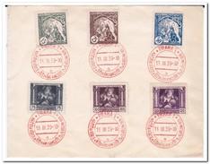 Tsjechoslowakije 1939, Philatelic Letter - Briefe U. Dokumente