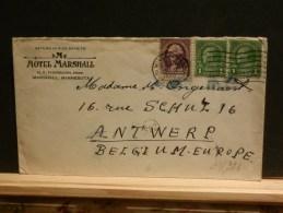 61/921  LETTER  TO BELGIUM  1938