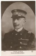 Amiral Viale Ministre De La Marine Italien Guerre 14 Né à Ventimiglia - Guerra