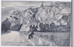 Freyr  Cpa  Les Rochers Anno 1906 - Hastière