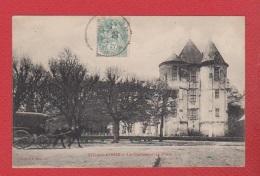 Vic Sur Aisne --  Le Château - Vic Sur Aisne