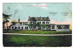 CPA ETATS UNIS Grove Club Far Rockaway - Long Island