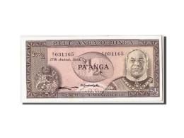 Tonga, 1/2 Pa'anga, 1982, KM:18c, 1982-08-17, NEUF - Tonga