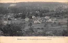 91 - ESSONNE - Orsay - Vue Générale Près De La Gare Du Guichet - Orsay