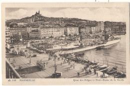 MARSEILLE  Le Port Neuve - TTB