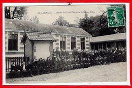 61 - Alençon --  Annexe De L'Ecole Normale De Jeunes Filles - Alencon