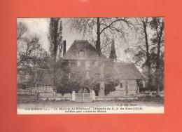 * CPA..dépt 76..SAHURS  :  Le Manoir De Marboeuf - Chapelle De Notre Dame Du Voeu  :  Voir Les 2 Scans - Autres Communes