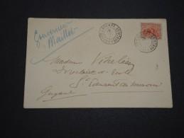 FRANCE / GUYANE - Enveloppe De Cayenne Pour St Laurent De Maroni - A Voir - L 4944 - Lettres & Documents