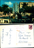 3957a)cartolina  Brindisi Piazza Cairoli-alterocca Terni - Brindisi