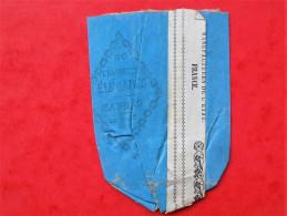 COLLECTION Paquet Vide De 20 Cigarettes ELEGANTES MARYLAND 60cts  Avant 1900 PANTIN - Zigarettenzubehör