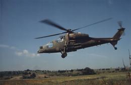 HELICOPTER-AGUSTA A 129 - Hélicoptères