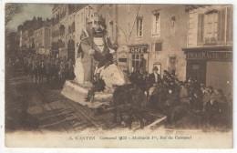 44 - NANTES - Carnaval 1923 - Mathurin 1er, Roi Du Carnaval - Nantes