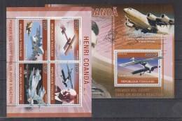 D13 Togo - MNH - Transport - Airplanes - 2010