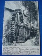 DIEGHEM : Le Moulin 1906 - Diegem
